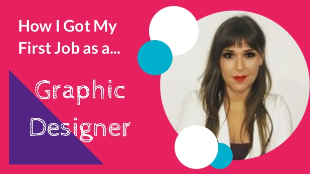 How i got my first job as a graphic designer