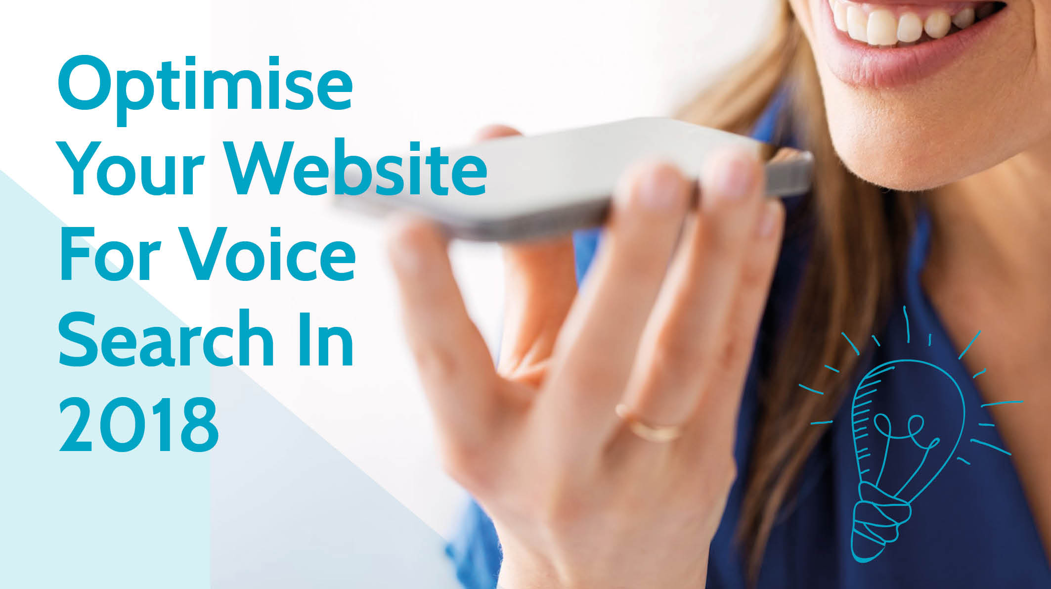 Top 5 Reasons To Optimise Your Website For Voice Search In 2018