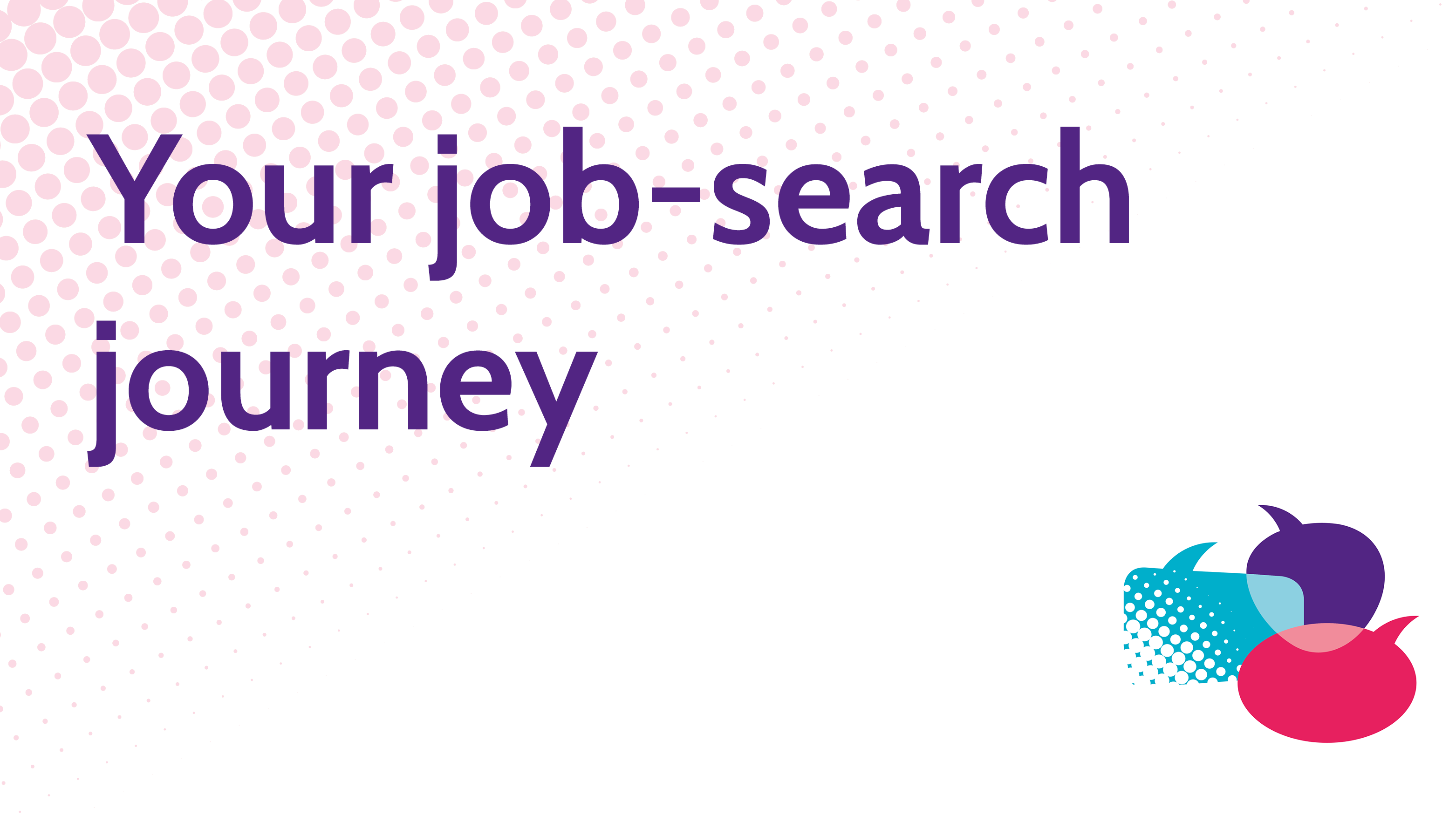 Your job search journey