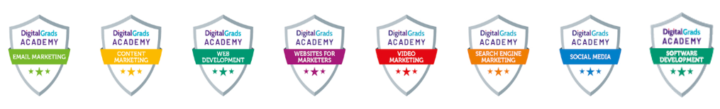 DigitalGrads have a range of free courses that are perfect to develop your tech freelance skills.