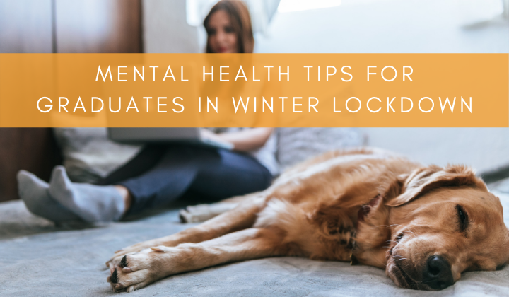 Mental Health Tips for Graduates in an Extended Winter Lockdown by BRUNO EMMANUELLE on Unsplash