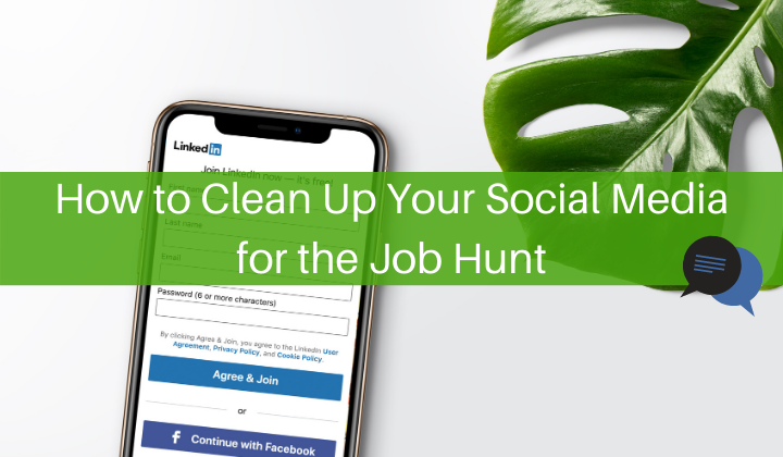 How to Clean Up Your Social Media for the Job Hunt by inlytics • LinkedIn Analytics Tool on Unsplash