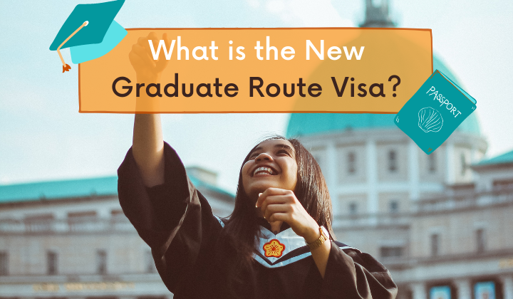 What is the New Graduate Route Visa? by JodyHongFilms on Unsplash