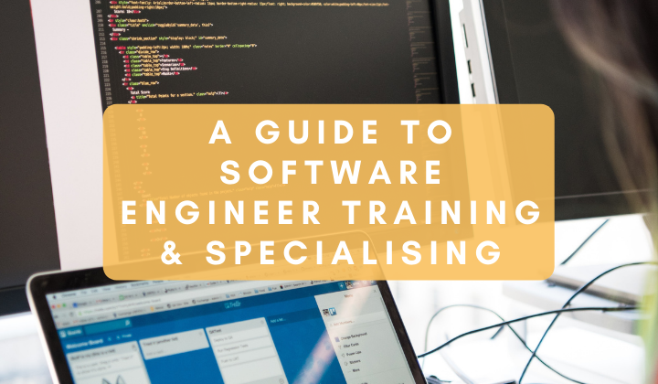 A Guide to Software Engineer Training and Specialising by Christina @ wocintechchat.com on Unsplash