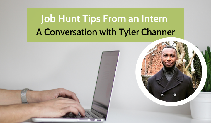 Job Hunt Tips from an Intern - A Conversation with Tyler Channer by NordWood Themes on Unsplash