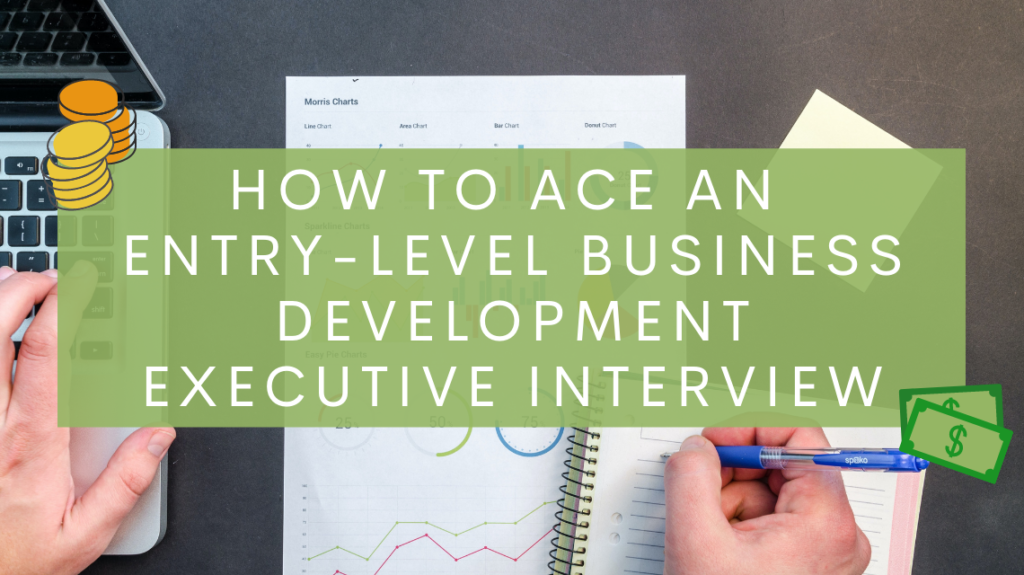 How to Ace an Entry-Level Business Development Executive Interview by Lukas from Pexels