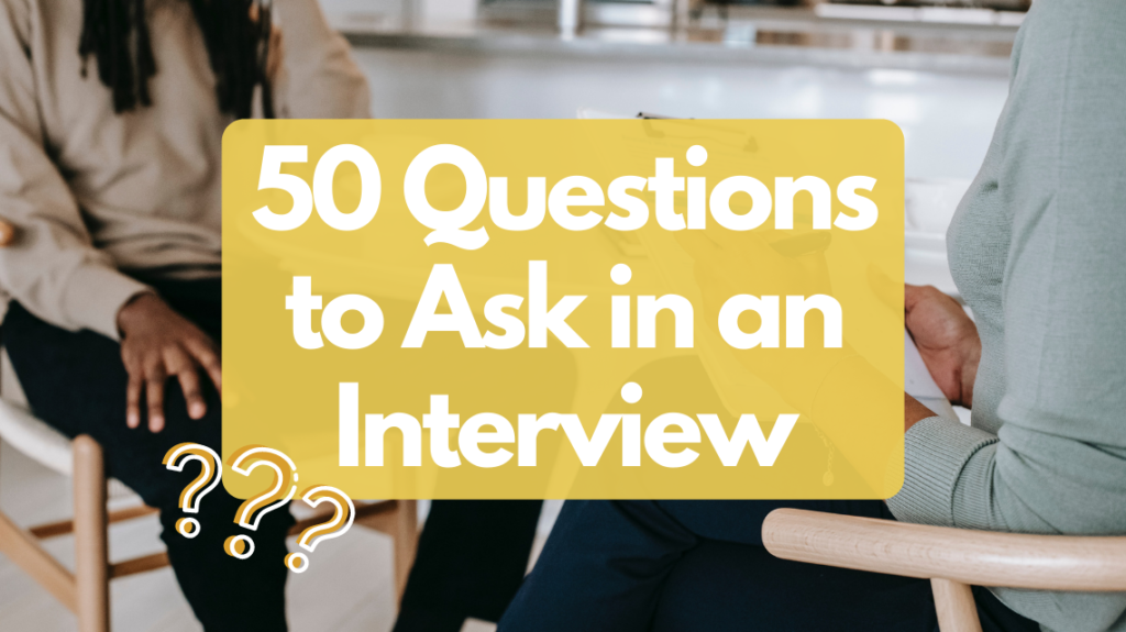 50 Questions to Ask in an Interview by Alex Green from Pexels